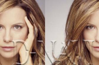 Как повысить резкость в фотошопе