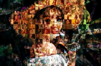 Мозаичный портрет 2