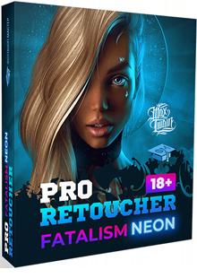 PRO RETOUCHER NEON